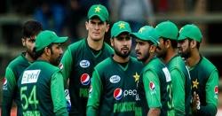 پاکستان ٹیم کے ون ڈے کھلاڑی جنوبی افریقہ پہنچ گئے