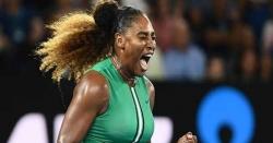 آسٹریلین اوپن ٹینس: سرینا ولیمز تیسرے راؤنڈ میں پہنچ گئیں