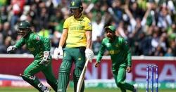 قومی ٹیم جیت کیلئے پر عزم، پاکستان اور افریقہ پہلے ون ڈے میں آج مدمقابل