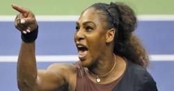 آسٹریلین اوپن ٹینس: امریکی اسٹار سرینا ولیمز کی پیش قدمی جاری
