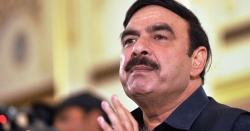 شیخ رشید کا یکم فروری سے ریلوے ہیڈ کوارٹر لاہور سے کراچی منتقل کرنے کا اعلان