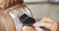 بالوں کو رنگنے کا جدید فیشن