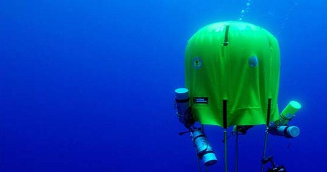 سمندر کی تہہ میں کیمپنگ کیلئے جدید ٹینٹ تیار