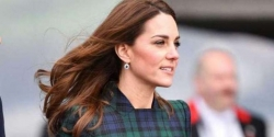 بچے برطانوی شہزادی کیٹ کی زلفوں کے دیوانے نکلے