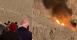 متحدہ عرب امارات میں ہیلی کاپٹر حادثہ، 4 افراد ہلاک