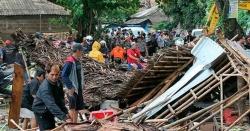 انڈونیشیا میں سونامی سے ہلاکتوں کی تعداد 429 ہوگئی