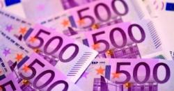 بینک آف اسپین نے 500 یورو کے نوٹ چھاپنے پر پابندی لگا دی