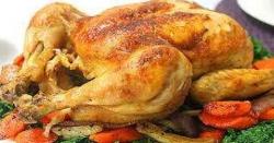 ہول چکن باربی کیو بنانے کی ترکیب