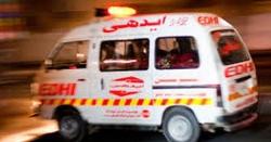 اہم ترین شہر میں پولیس وین پر فائرنگ سے 4 اہلکار شہید، افراتفری مچ گئی