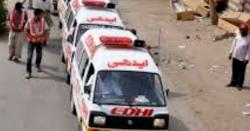 پاکستان میں لرزہ خیز سانحہ ۔۔ لاشوں کے ڈھیر لگ گئے