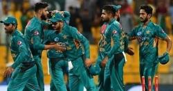 ون ڈے رینکنگ۔۔۔پاکستان کی پانچویں پوزیشن ، کھیل کے میدان سے شائقین کیلئے تشویشناک خبر آگئی