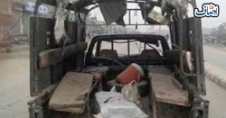 پولیس وین پر حملے اور5اہلکاروں کی شہادت کی ذمہ دار ی ایک نئی تنظیم نے قبول کر لی