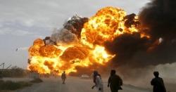 پاکستان میں دھماکے کی اطلاعات