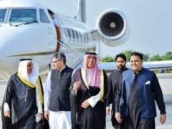 سعودی عرب سے خاص مہمان پا کستان پہنچ گئے