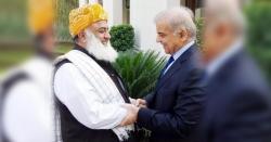 شہباز شریف کی رہائی کی خبر آتے ہی مولانا فضل الر حمٰن بارے دھماکے دار خبر آگئی