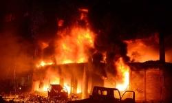 رہائشی عمارت میں خوفناک تشزدگی 69 افراد ہلاک، اضافے کا خدشہ ، ہر طرف چیخ وپکار ، افسوسناک واقعہ کہاں پیش آیا ؟ جانئے