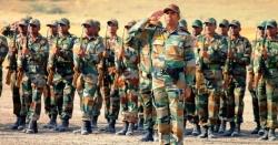 بھارت جنگی جنون میں پاگل ہو گیا۔۔10ہزار فوجی کہاں بھیج دیئے؟