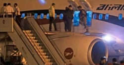 بنگلہ دیشی طیارہ ہائی جیک کرنے کی کوشش کرنے والے شخص کے پاس کھلونا پستول تھی