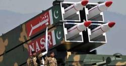 بھارتی حملے کاجواب ہمارے ایٹمی ہتھیاردیں گے ،خطرے کی گھنٹی بجادی گئی