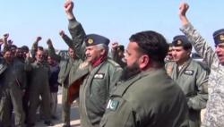 بھارتی فضائیہ کی دراندازی کےبعد پا ک فضا ئیہ کے سر برا ہ ایئرچیف مارشل نے دبنگ اعلان کر دیا