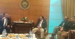 سردار تنویر الیاس خان پنجاب بورڈ آف انویسٹمنٹ اینڈ ٹریڈکے چیئر مین کی روسی سفیر سے ملاقات