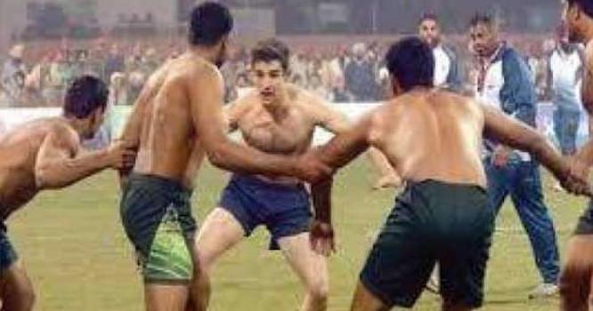 سپورٹس بورڈ پنجاب کے زیراہتمام انٹر نیشنل کبڈی ٹاکرا پاکستان گرین نے ایران،پاکستان وائٹ نے بھارت کو شکست دے دی