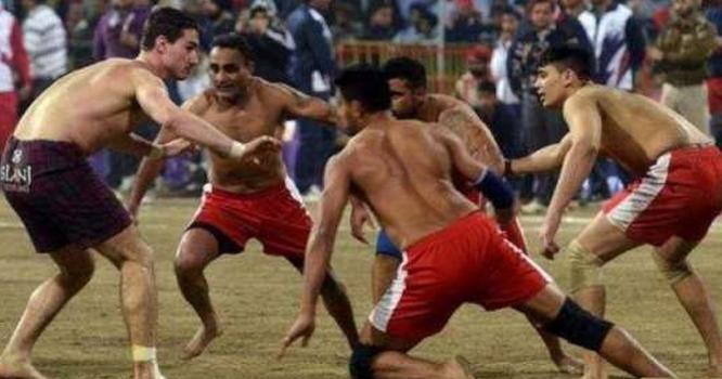 تین ملکی کبڈی سیریز، پاکستان گرین اور ایران کی ٹیموں کے درمیان میچ کل بہاولپور میں کھیلا جائے گا