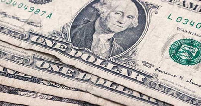 اوپن مارکیٹ میں ڈالر 20 پیسے مہنگا