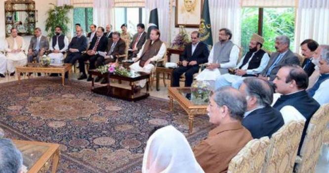 ''نواز شریف کابینہ کے ان 43 اہم ترین رہنماؤں کو اسی مہینے گرفتار کر لیا جائے گا ۔۔۔''