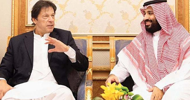 سعودی ولی عہد کے دورہ پاکستان پر موبائل سروس معطل وہ چیز جسے دیکھتے ہی گولی مارنے کا حکم دیدیا