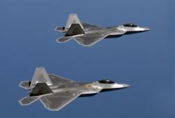 امریکہ کے F22 لڑاکا طیارے جو دوران پرواز ایک دم کام کرنا چھوڑ گئے،  وجہ بھی سامنے آگئی