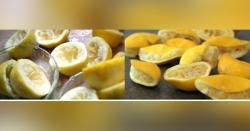 لیموں کے چھلکوں سے لاکھوں روپے کمائیں ۔۔ طریقہ ہم آپ کو بتاتے ہیں