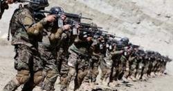 ایک دو یا تین نہیں ، پورے سات راکٹ لانچر  پاکستانی سکیورٹی فورسز حرکت میں آگئیں