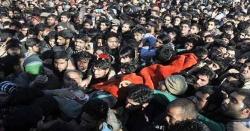 مقبوضہ کشمیر: بھارتی فوج نے پلوامہ میں مزید دو نوجوان شہید کر دیئے