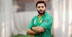 تمام طرز کی کرکٹ سے ریٹائرمنٹ لے لینے کی خبریں، شاہد آفریدی نے باقاعدہ اعلان کردیا