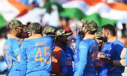 بھارتی ٹیم نے  فوجی ٹوپیا ں پہننے کی اجازت کس سے لی تھی