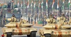 جنگی جنون: بھارت اسلحے کا دوسرا بڑا خریدار بن گیا