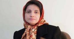 ایران میں انسانی حقوق کی وکیل کو 38 سال قید، 148 کوڑوں کی سزا