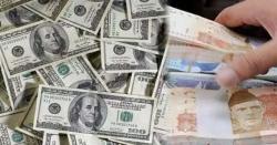 اوپن کرنسی مارکیٹ میں ڈالر کی قیمت برقرار، انٹر بینک میں گھٹ گئی