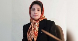 ایران میںمعروف خاتون وکیل نسرین کو 38 سال قید ، 148 کوڑوں کی سزا۔۔ جرم کیا تھا ؟ جانیں