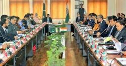 کرتارپور راہداری پر اٹاری میں پاک بھارت مذاکرات کا پہلا دور
