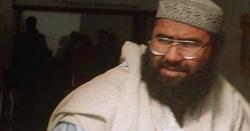 !پی ٹی آئی حکومت نے  سارے خدشات دور !پی ٹی آئی حکومت نے مسعود اظہر کو گرفتار نہ کرنے کی وجہ بتا دی