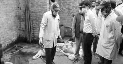 فوڈ اتھارٹی کی کارروائی: لاہور کی بکر منڈی بیمار جانوروں کا گوشت برآمد