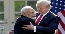جنگی جنون میں مبتلا بھارت کو امریکا کی ایک اور تھپکی سامنے آ گئی، انڈیا کیساتھ کیا معاہدہ کرلیا ؟ جانئے