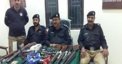 پولیس کا کام شہریوں کی جان و مال کی حفاظت کرنا ہے، جنار خان مغل