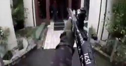 نیوزی لینڈ حملہ، دہشتگرد نے بندوقوں پر نام لکھ رکھے تھے