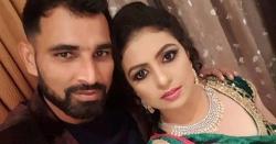 بیوی کے الزامات پر بھارتی باؤلر محمد شامی نےوہ کام کردیا