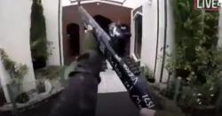 نیوزی لینڈ حملے کی ویڈیو شیئر کرنے پر جیل جانا پڑ سکتا ہے۔۔ پولیس نے خبردار کر دیا