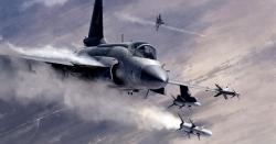 JF17تھنڈر کے بعد پاکستان نے ایک اور انتہائی زبردست صلاحیتوں کا حامل جنگی طیارہ بنا لیا