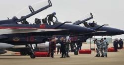 چین کے بڑی تعداد میں جنگی جہاز پاکستان پہنچ گئے